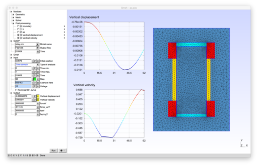 ONELAB: Open Numerical Engineering LABoratory